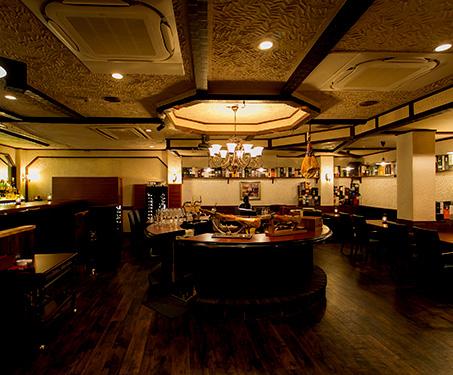 島根県松江市のフレンチ・レストラン・バー シャトースミス